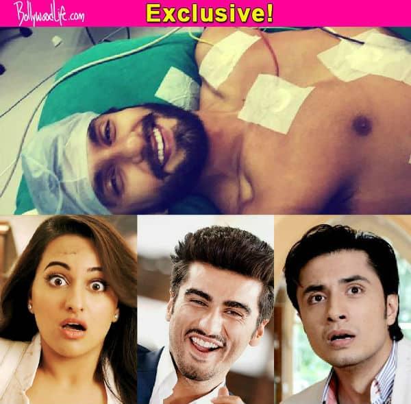 Sonakshi Sinha, Arjun Kapoor, Ali Zafar: Celebs react to Ranveer Singh's live tweeting from the operation theatre!