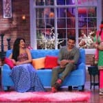Comedy Nights with Kapil: It's daddy time for Kapil Sharma – watch video!