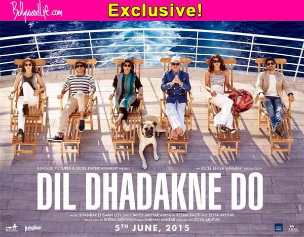 Here is what Priyanka Chopra, Anushka Sharma and Ranveer Singh's Dil Dhadakne Do trailer will look like!