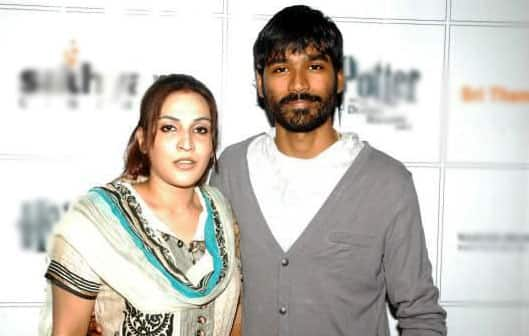 If not Aishwarya, who is the reason behind Dhanush's smile?