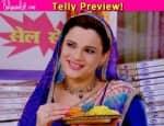 Diya Aur Baati Hum: Kanika Maheshwari aka Meenakshi is back on theshow!
