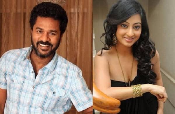 Is Prabhu Dheva dating Kannada actress Tejaswini now?
