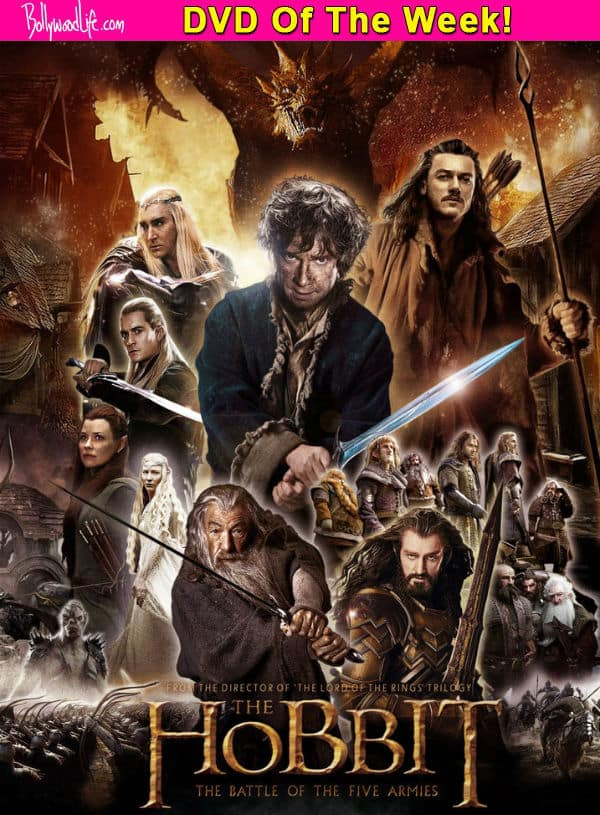Lord Of The Rings Battle Of Five Armies Cast