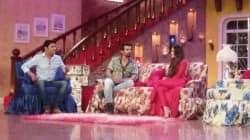 Sunny Leone promotes Ek Paheli Leela with a dumdaar dance performance on Kapil Sharma's show – View pics!