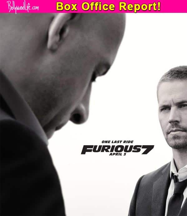 Furious 7 box office collection: Paul Walker's last film expected to be the BIGGEST opener in India this year!
