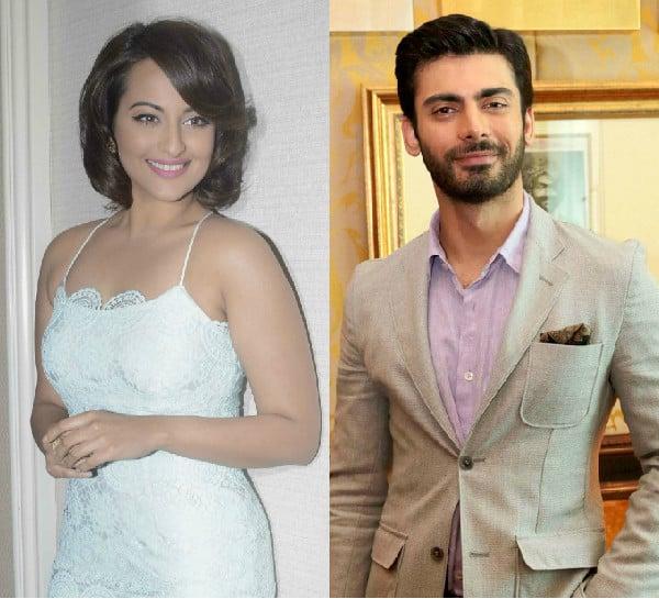 Fawad Khan and Sonakshi Sinha's Amrita Pritam biopic to be called Gustakhiyaan?