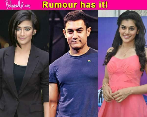Harayanvi athlete beats Akshara Haasan- Taapsee Pannu to play Aamir Khan's daughter in Dangal?