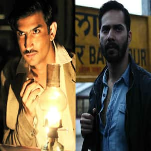 5 reasons why Sushant Singh Rajput might beat Varun Dhawan to win the 'best actor title' this year!