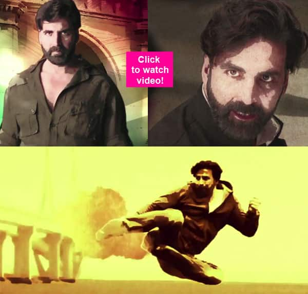 Gabbar Is Back song Warna Gabbar Aa Jayega: This upbeat track from Akshay Kumar starrer will certainly find a place in your playlist!
