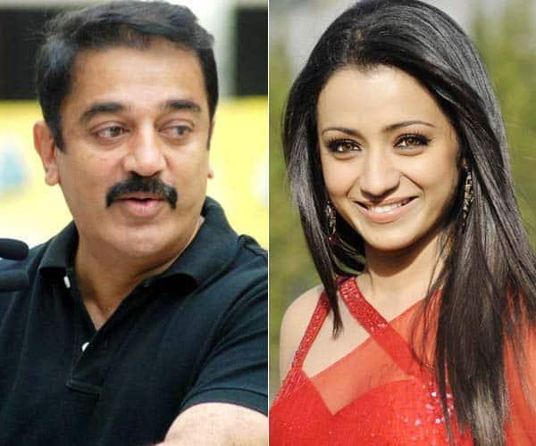 Kamal Haasan to romance Trisha Krishnan in Ore Iravu!
