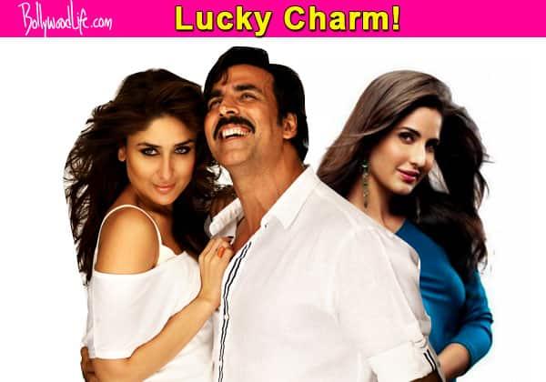 Not Katrina Kaif, Kareena Kapoor is Akshay Kumar's new lucky charm!