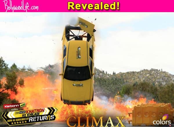 Khatron Ke Khiladi 6: Iqbal Khan, Sagarika Ghatge, Ashish Chowdhry and Meiyang Chang's pre finale stunt revealed!