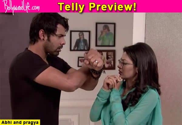 Kumkum Bhagya: Abhi and Pragya on opposite sides again! Watch video