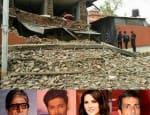 Amitabh Bachchan, Sunny Leone, Ali Fazal, Sonu Sood pray for people's safety after Nepalearthquake