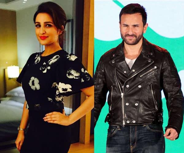 After Saif Ali Khan, Salman Khan ropes in Parineeti Chopra for his production venture Jugalbandi?