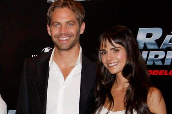 Jordana Brewster breaks down at Furious 7's premiere while talking about Paul Walker!