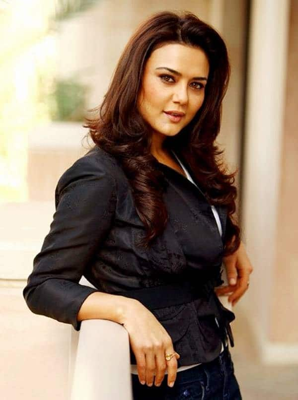"Preity Zinta confirms she is in a relationship with ""someone nice!"""