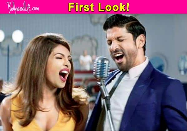 How cool do Priyanka Chopra and Farhan Akhtar look in Dil Dhadakne Do's title track!