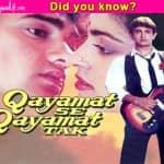 8 rare facts about Aamir Khan and Juhi Chawla's Qayamat Se Qayamat Tak you probably never knew!