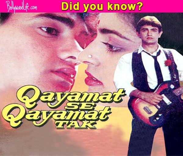 8 Rare Facts About Aamir Khan And Juhi Chawlas Qayamat Se Qayamat