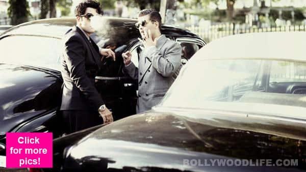 Anurag Kashyap gives a sneak-peek of Ranbir Kapoor-Anushka Sharma-Karan Johar starrer Bombay Velvet – view pics!