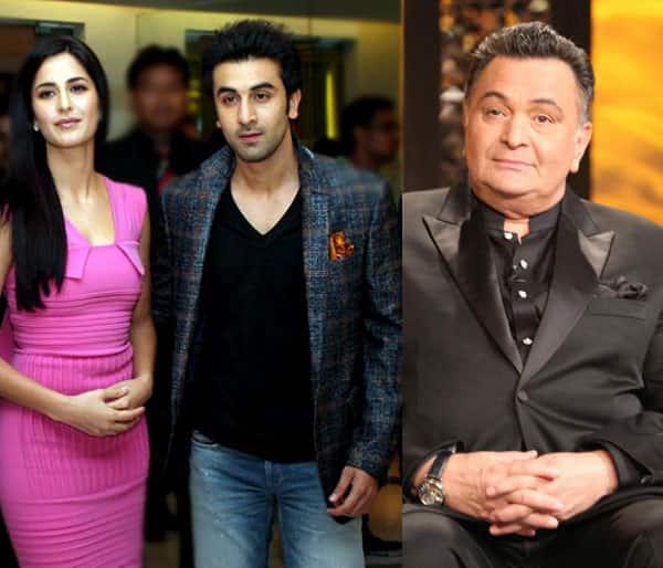 Ranbir Kapoor and Katrina Kaif want to keep their relationship private, says Rishi Kapoor!