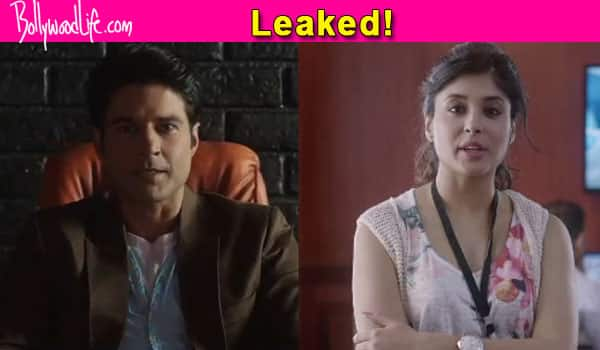 Reporters leaked episode: Rajeev Khandelwal and Kritika Kamra compete to get scoop – watch video!