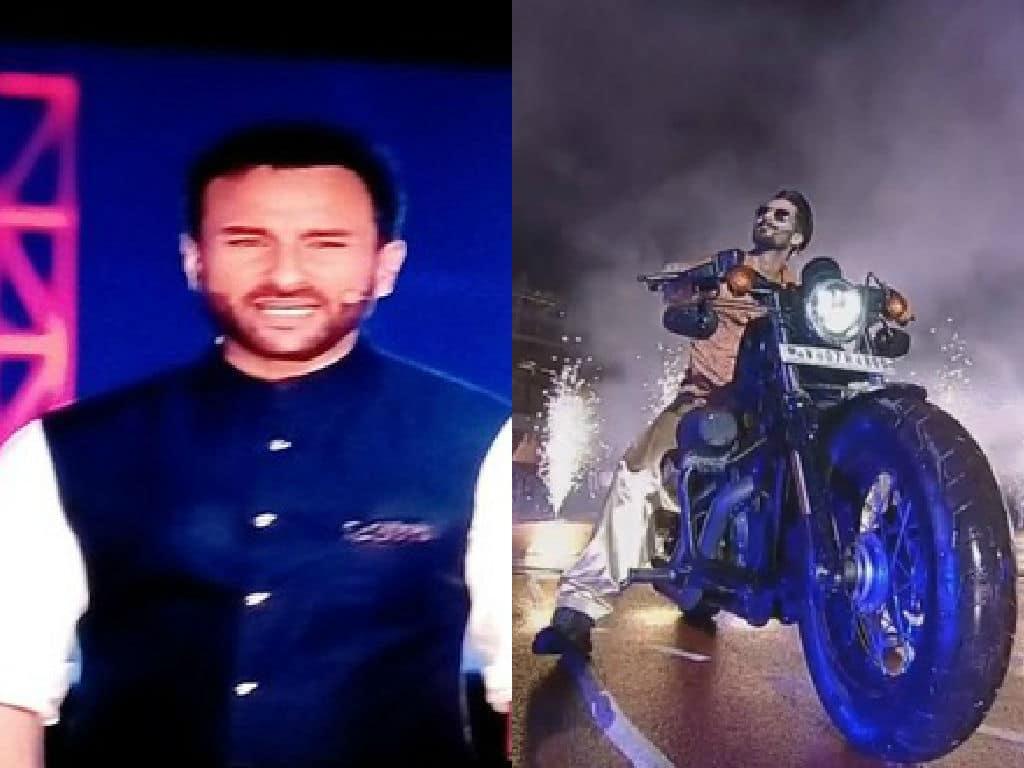 IPL 2015 opening ceremony: Saif Ali Khan goes solo, turns host for season 8 sans Shah Rukh Khan!