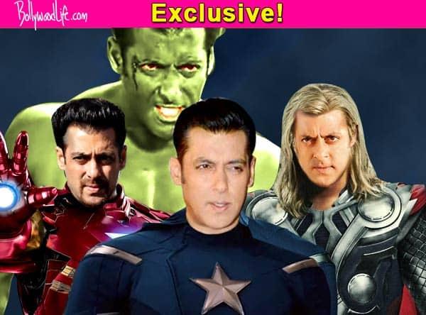 5 reasons why Marvel Studios should sign Salman Khan for their next Avengers film!