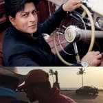 Shah Rukh Khan shares a drifting video from Rohit Shetty's Dilwale sets – watch video!