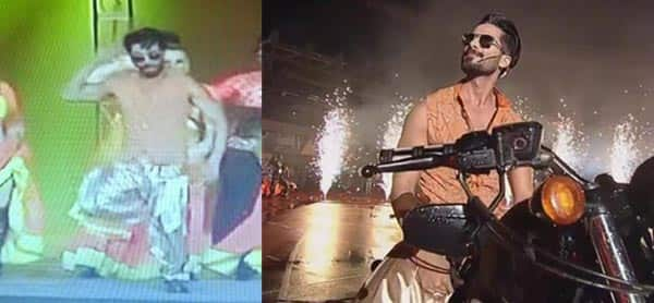 OOPS: Shahid Kapoor stumbles while performing at the grand opening ceremony of IPL 2015!