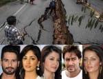 Anushka Sharma, Ajay Devgn, Shahid Kapoor, Yami Gautam, Celina Jaitley react to Nepalearthquake