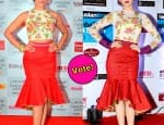 Shriya Saran or Urvashi Rautela: Who rocks the Neha Agarwal outfit better?