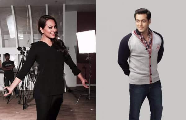 Salman Khan praises Sonakshi Sinha's new slim-trim figure!
