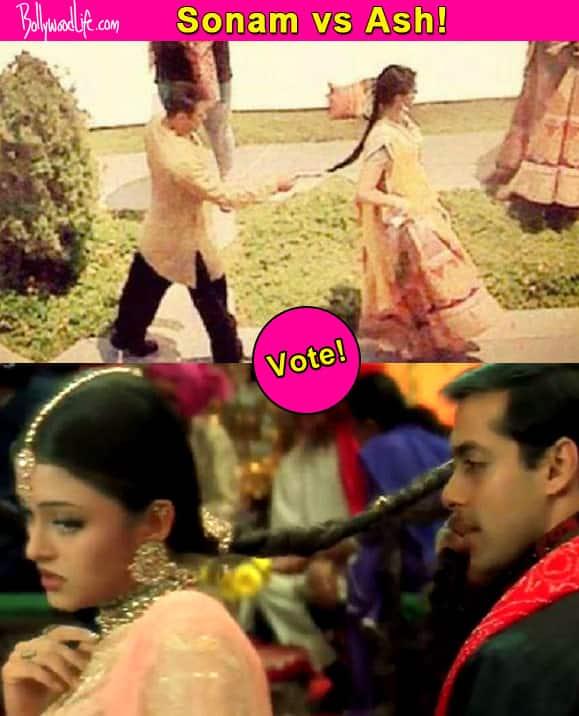 Aishwarya Rai Bachchan or Sonam Kapoor- who looks better opposite Salman Khan?