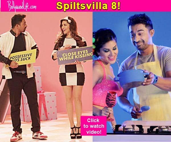 Splitsvilla 8: Sunny Leone explains Rannvijay Singh Singha the way to a woman's heart – Watch video!