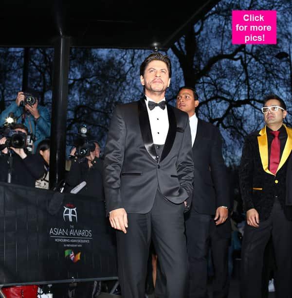 Shah Rukh Khan Asya Ödülleri // 17.04.2015