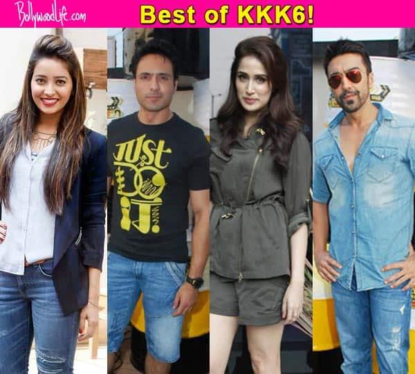 Khatron Ke Khiladi 6: Asha Negi, Iqbal Khan, Sagarika Ghatge, Ashish Chowdhry performed the best stunts this season!