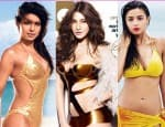 Priyanka Chopra, Katrina Kaif, Anushka Sharma can give Mumbai's heat serious competition in their bikinis!