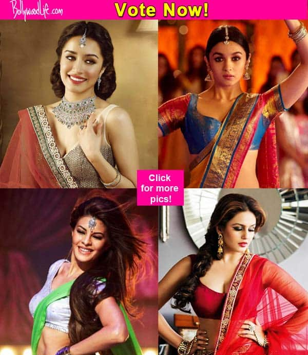 Vote: Alia Bhatt, Kriti Sanon, Shraddha Kapoor – Who looks the hottest in a saree?