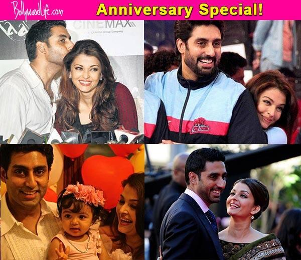 9 pics that prove Abhishek Bachchan- Aishwarya Rai Bachchan are the cutest B-Town couple!