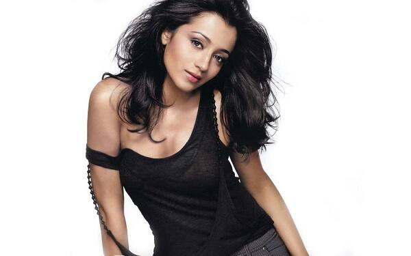 Meet Trisha Krishnan's craziest fan on Twitter!