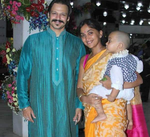 Vivek Oberoi blessed with a baby girl on Akshya Tritiya