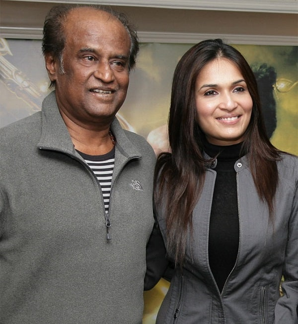Rajinikanth becomes grandfather again; Soundarya Rajinikanth gives birth to a baby boy!