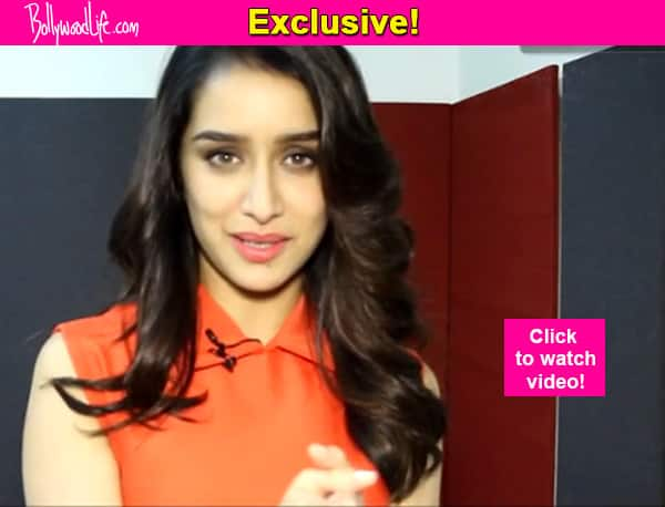 Madhuri Dixit-Nene is Shraddha Kapoor's first dancing idol – watch video!
