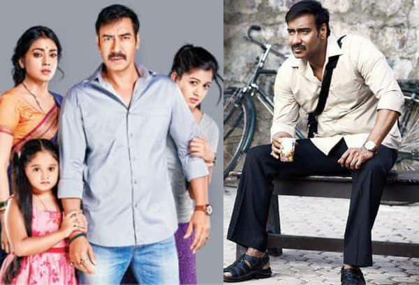 Ajay Devgn and Shriya Saran to play middle-class parents of two girls in Drishyam