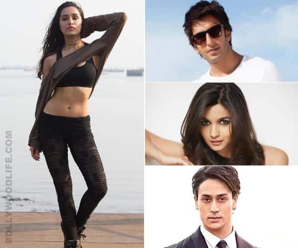 Alia Bhatt, Tiger Shroff, Ranveer Singh love Shraddha Kapoor's Sun saathiya performance from ABCD 2!
