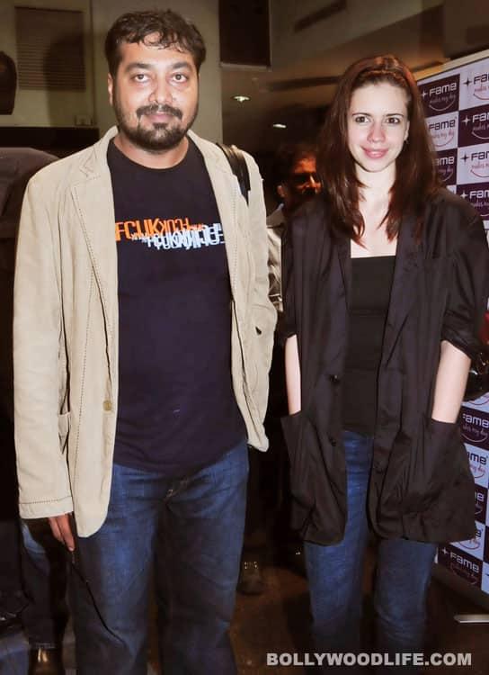 Kalki Koechlin Parents It's official: Anurag ...