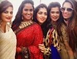 Inside pics of Salman Khan's sister Arpita's Mandi weddingreception