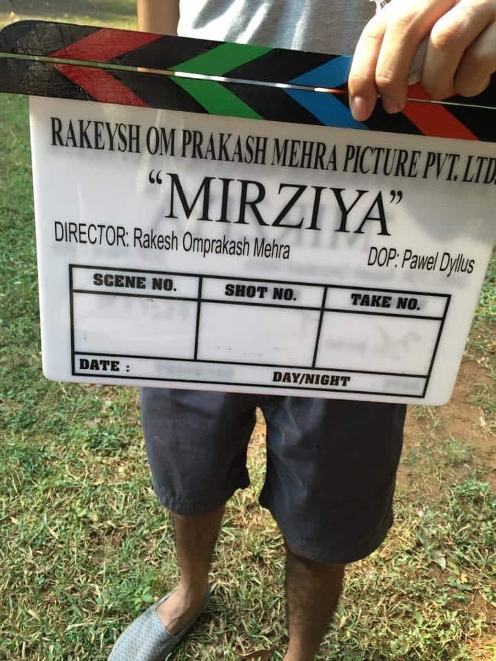 Rakeysh Omprakash Mehra shoots a high octane night safari action sequence for Harshvardhan Kapoor-Saiyami Kher's Mirziya!